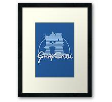 Visit Grayskull Framed Print