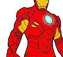 ironman case by 21045186