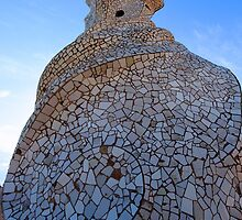 Gaudi's Pottery by James Hanley