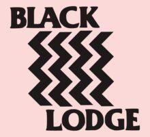 Twin Peaks: Black Lodge Kids Clothes