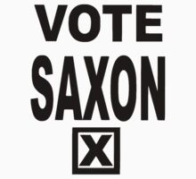 Vote Saxon by SamanthaMirosch