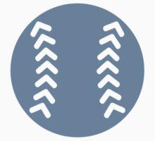 Grey Baseball by Designzz
