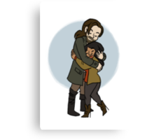 Sleepy Hollow Valentine Canvas Print