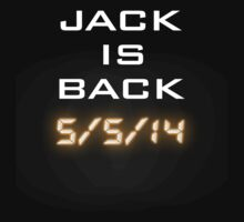 Jack is Back by jackalis