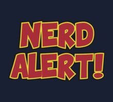 Nerd Alert! by BrightDesign