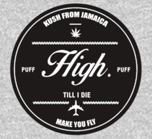 High logo by Nattouf