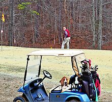 Feburary Golf In Alabama by Mike Pesseackey (crimsontideguy)