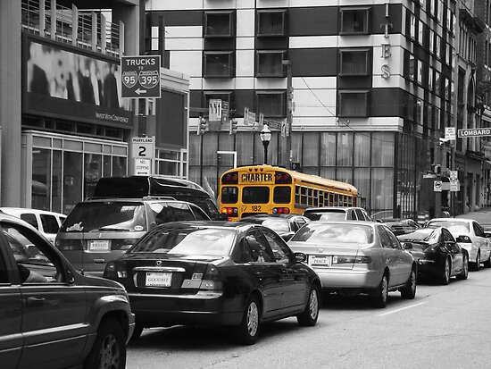The Wheels on the Bus by Carlos Phillips