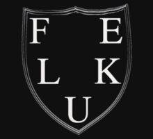 Fluke Shield Small by CaptainFluke