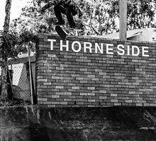 Tail Drop Kickflip by timblackphoto