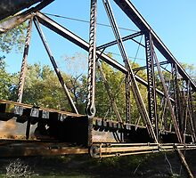 Mooresville Train Bridge by addblue13