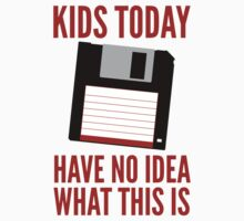 Kids Today Have No Idea What This Is by BrightDesign