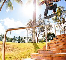 Tommy Fynn Kick Flip Crooks by timblackphoto