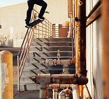 Dennis Durrant - Nollie Crooks by timblackphoto