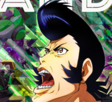 Space Dandy Sticker