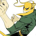 Iron Fist by lost-and-found