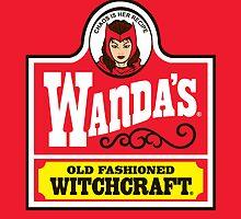Wanda's by popnerd