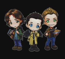 Team Free Will - Chibi Style Kids Clothes