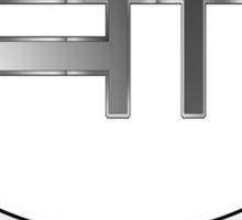 DJ Adrian Mason Logo Sticker