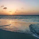 An Aruba Sunset by Polly Peacock