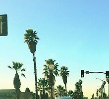 Santa Cruz Intersection by sophiajean