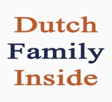Dutch Family Inside  by supernova23