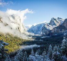 Yosemite in Shadow & Light by Philip Kearney