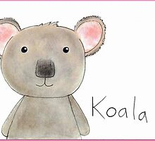 Koala Because Koala by Pebblespictures