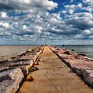 Quintana Jetty by venny