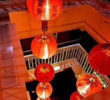 Chinese Lanterns by wallarooimages