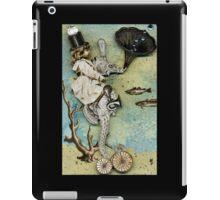 Esme the Equestrienne iPad Case/Skin