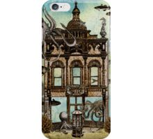 Octopus's House, Undersea iPhone Case/Skin