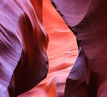 Lower Antelope Canyon by Henk Meijer