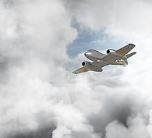 Gloster Meteor by James Biggadike