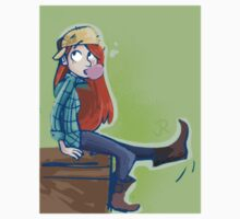wendy chilling by kiragf