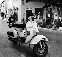 Vespa Cafe by jmfotoz