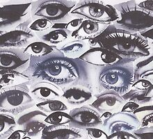 eye see you by darrr