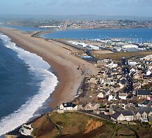 Chesil Beach, Dorset by trish725