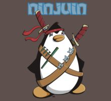 Ninjuin - The Ninja Penguin Kids Clothes