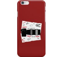 Annoy Tiny Blonde One... iPhone Case/Skin