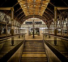 Prague train station - no rush, no hurry by alicenellis