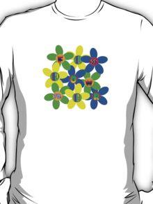 Flower Power 60s-70s T-Shirt