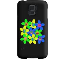 Flower Power 60s-70s Samsung Galaxy Case/Skin