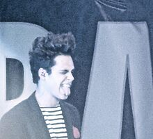 Midnight Red- Thomas Augusto by Fangirlgymnast