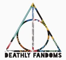 Deathly Fandoms by scahmanders