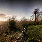 Ketts Heights, Norwich by Ruski