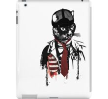 cats are confused iPad Case/Skin