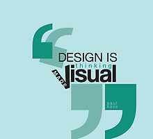 Design is Thinking Made Visual by VIU Graphic Design 2014 Grads