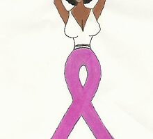Breast Cancer Awareness Cards by Stacy LeGras