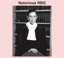 Notorious RBG Kids Clothes